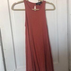Lulus summer tank dress size small